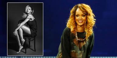 Rihannas neue Parfum-Kampagne