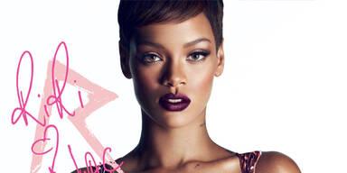 Rihanna launcht neue MAC-Kollektion