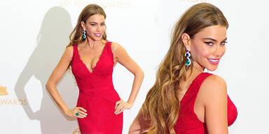 Sofia Vergara: 'Solange ich ein Dekolleté habe, werde ich es zeigen!'