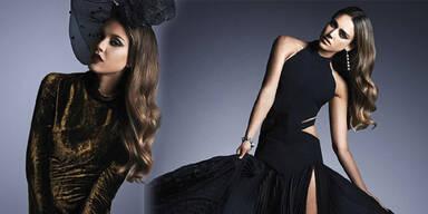 Jessica Alba als Leinwand-Ikone