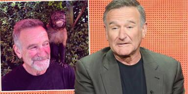 Robin Williams: Sein letztes Foto