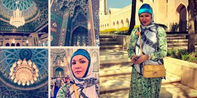 Anna Netrebko im Oman