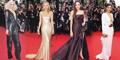 10 schönsten Cannes Roben