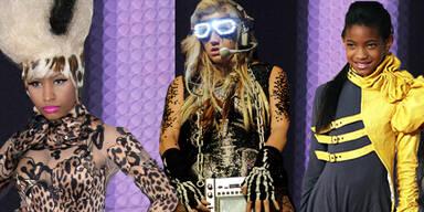 Auf den Spuren von Lady Gaga