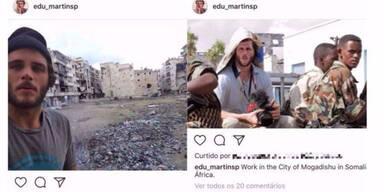 """So legte ein """"Kriegsfotograf"""" alle herein"""