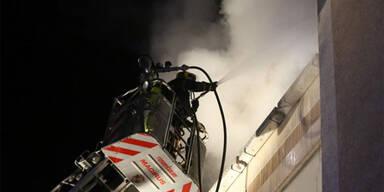 43 Bewohner bei Brand in Wiener Neustadt evakuiert