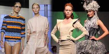 NY & Vienna Fashion Week im Vergleich