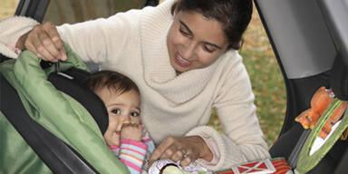 Babycool Moka-Kindersitz zu gewinnen