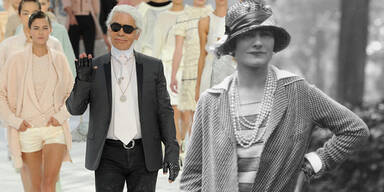 Lagerfeld: 'Coco würde meine Mode hassen!'