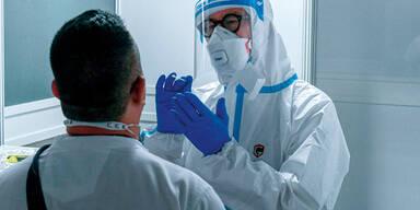 52.249 Corona-Neuinfektionen in einer Woche in Österreich
