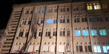 Rumänien: Zehn Corona-Patienten starben bei Brand in Klinik