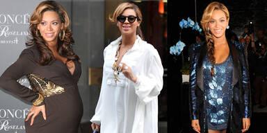 Beyoncé ist schönste Schwangere