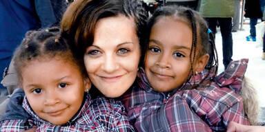 'So rettete ich meine Kinder'