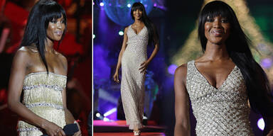 Star Style Naomi Campbell