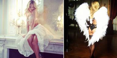 Candice shootet neuen Victoria's Secret-Katalog
