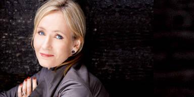 J.K. Rowling im Talk über ihr neues Buch