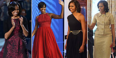 Michelle Obamas neues Lieblings-Label