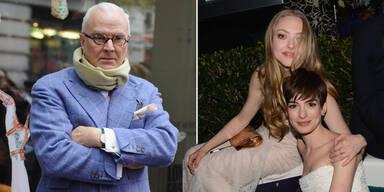 Manolo Blahnik ätzt gegen Hollywood-Stars