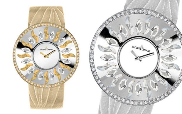 Jacques Lemans-Uhren gewinnen!
