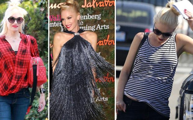 Gwen Stefani spielt Verstecken