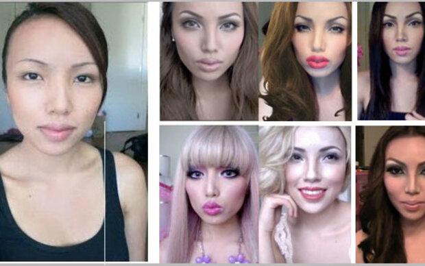 Eine Frau - 10 Celebrity Make Up-Looks