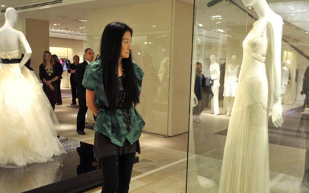 Vera Wang verhängt Anprobe-Gebühr für Brautkleider