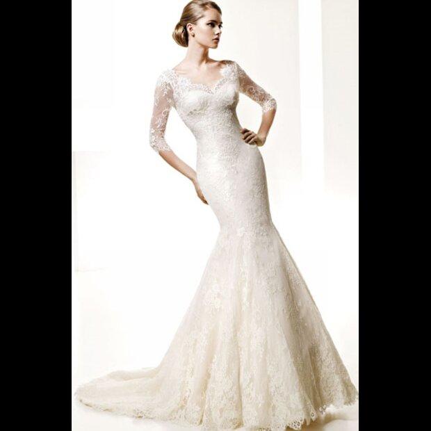 Brautkleider einmal anders
