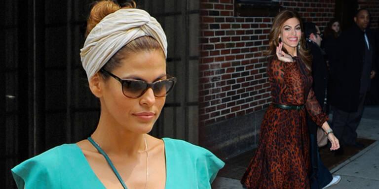 Eva Mendes: Eigene Mode-Kollektion