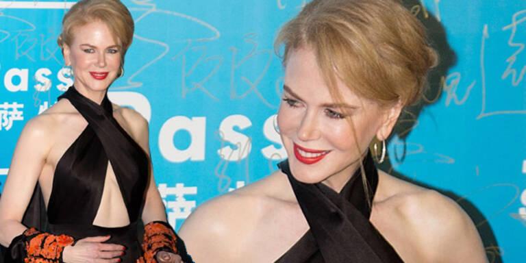 Nicole Kidman zeigt Mega-Ausschnitt