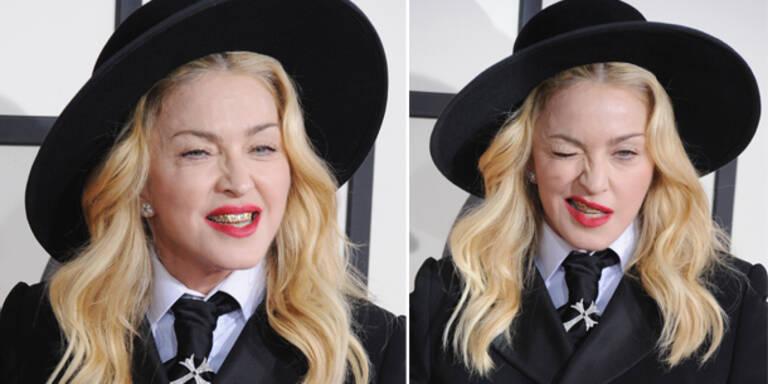 Madonna schockt mit Botox-Fratze