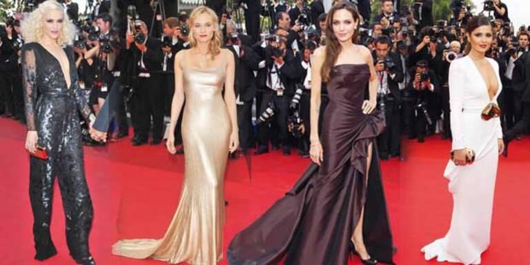 Die 10 schönsten Cannes-Roben
