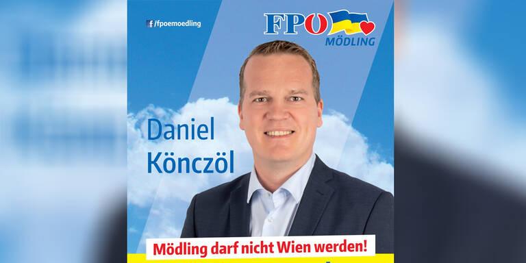 FPÖ-Politiker warnt: ''Mödling darf nicht Wien werden''