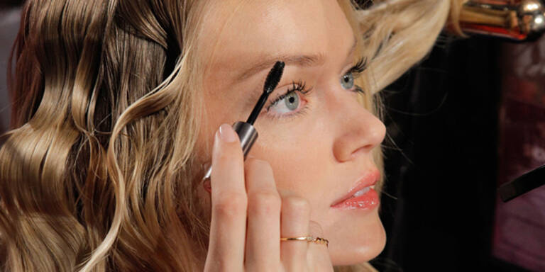 Perfekt geschminkt in fünf Minuten