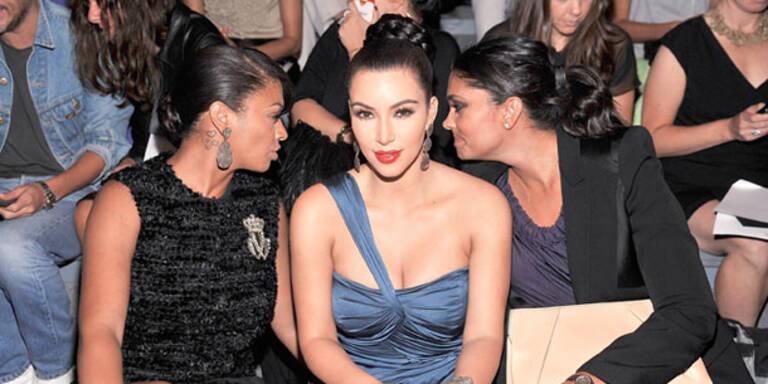 Was Modefirmen Stars bezahlen