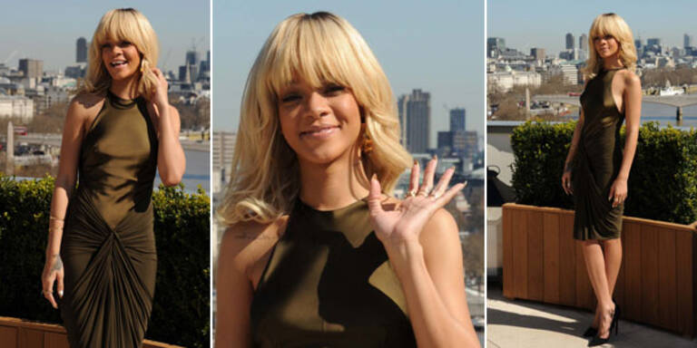 Rihanna einmal ladylike