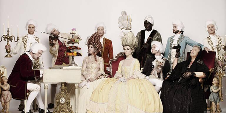 Die Geschichte der Mode