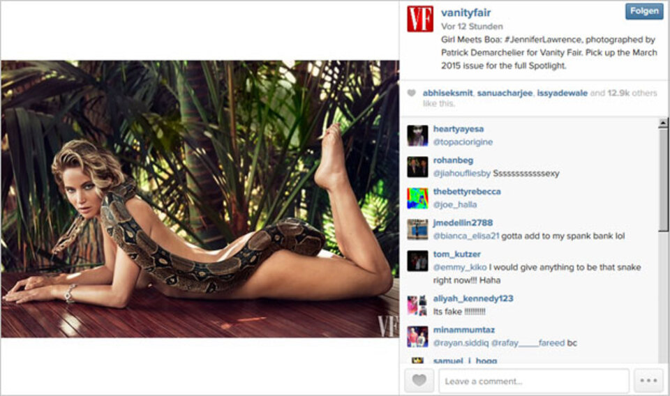 Bilder von jennifer lawrence nackt Jennifer Lawrence: