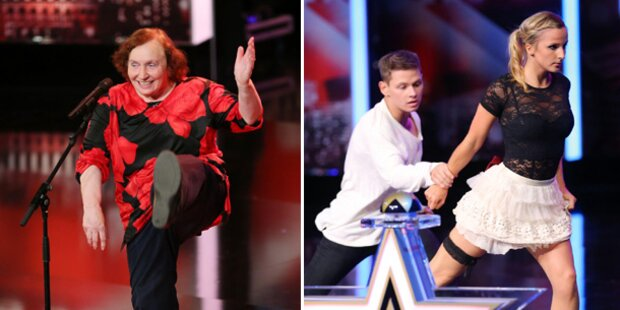 Das Supertalent: Das war die siebte Show