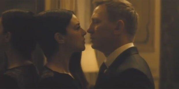 James Bond: Viel Action im Trailer