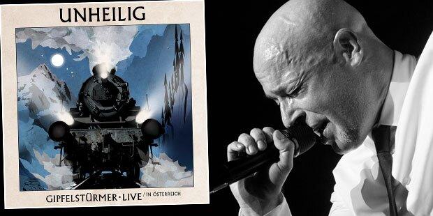 Unheilig: Live-Album in Österreich-Version