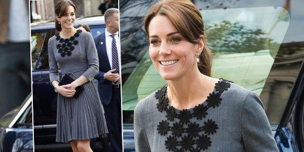 Kate: Nach Skandal-Auftritt ganz brav