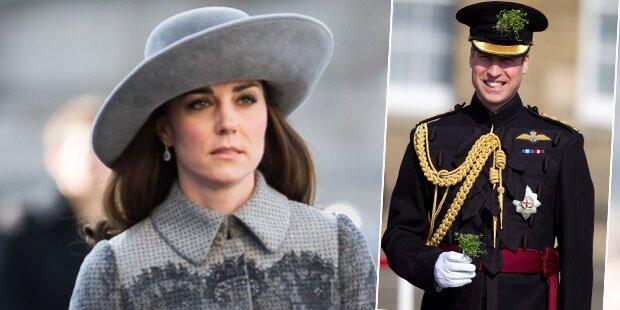 Herzogin Kate bricht die Tradition