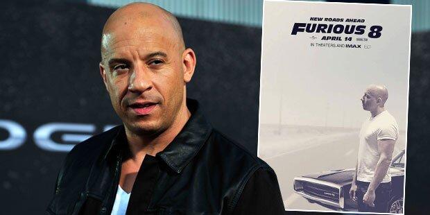 Vin Diesel zeigt