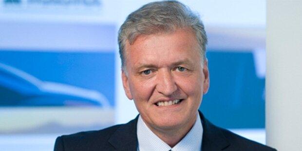 Franz Schnabl wird SPÖ-Spitzenkandidat