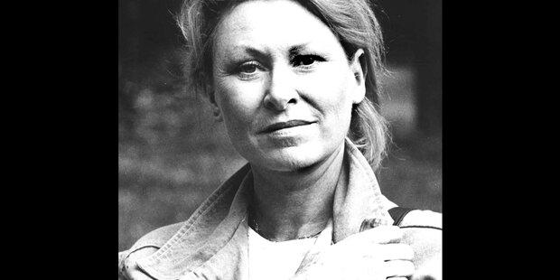 Burgschauspielerin Sonja Sutter tot