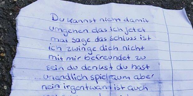 Dieser Schlussmach-Brief geht viral