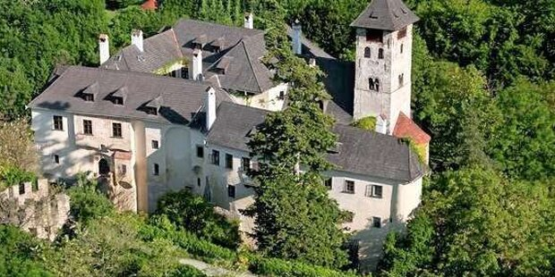 Wachauer Burg für Millionensumme auf