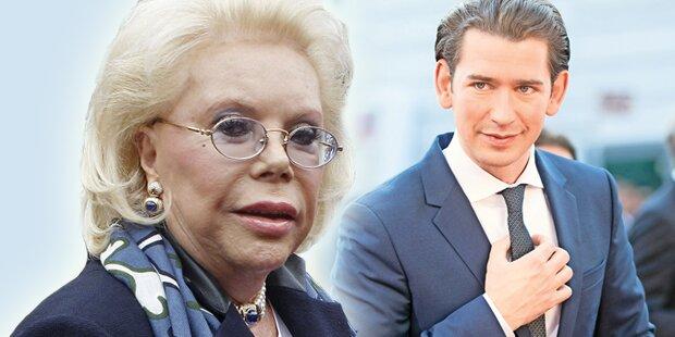 Milliardärin spendete ÖVP 931.000 Euro