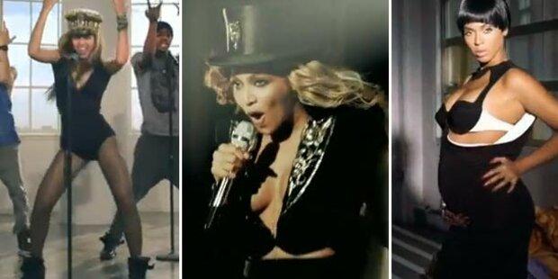 Beyoncé: Wo ist denn der Babybauch hin?