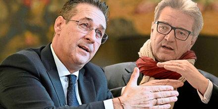 Ab jetzt bewusstes rot-blaues Duell zum Wien